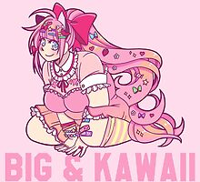 BIG & KAWAII by LadyBeemer