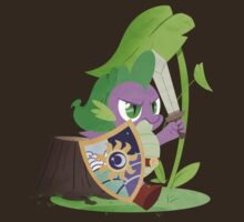 Legend of Celestia: Spike's Adventure by Noly