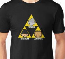 Triforce Of Oz Unisex T-Shirt