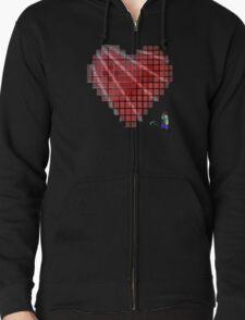 Minecraft Heart T-Shirt