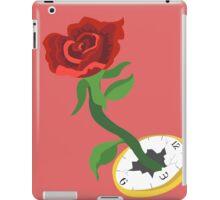 Time Is Beauty iPad Case/Skin