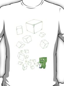 Creeper bubbles T-Shirt