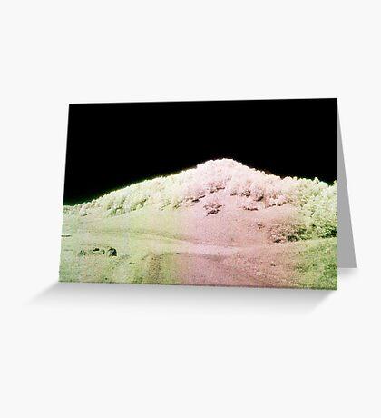 Landscape for Piet Mondrian #1 Greeting Card
