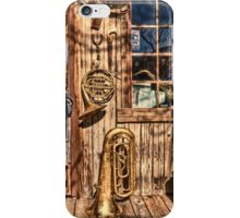 Pioneer Town iPhone Case/Skin