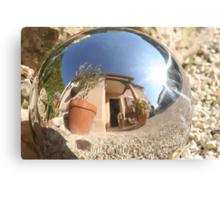 Mirror Ball Canvas Print