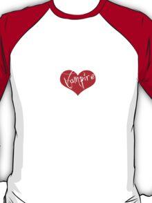 My Other Boyfriend Is A Vampire T-Shirt
