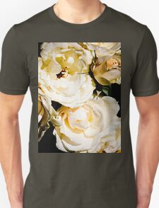 Beautiful White Roses T-Shirt