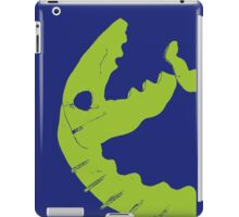 Dino Roar in Green iPad Case/Skin
