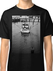 Boat and Pier Classic T-Shirt