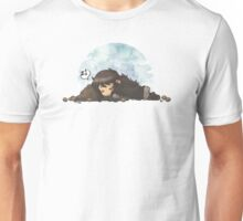 Sleeping on walnuts Unisex T-Shirt