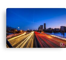 Lakeshore Drive Canvas Print