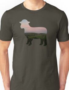 Countryside Sheep Unisex T-Shirt