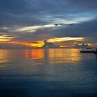 Biak Sunset by Craig Shadbolt