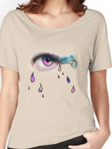 sad piscean eye Women's Relaxed Fit T-Shirt