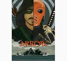 Arrow Arrow Vs. Deathstroke Unisex T-Shirt
