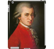 Wolfgang Amadeus Mozart  iPad Case/Skin