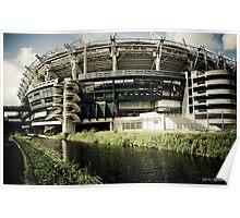 Croke Park Stadium,Dublin Poster