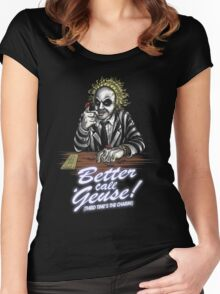 Better Call 'Geuse! Women's Fitted Scoop T-Shirt