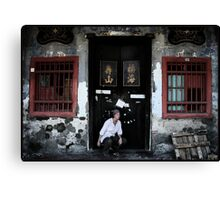 Georgetown ... Penang Island .. Malaysia Canvas Print