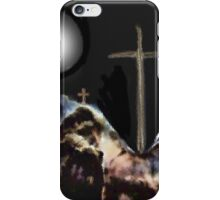 Prayer Mountain by Sherri Nicholas iPhone Case/Skin