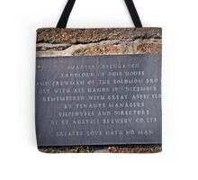 This is not the usual to put up on this site, BUT I remember it well, Sally & I saw the upturned Lifeboat in following Morning. Tote Bag
