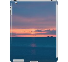 Sunrise and Lake Michigan iPad Case/Skin