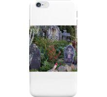 Halloween Garden 1 iPhone Case/Skin