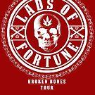 Broken Bones Tour by huliodoyle