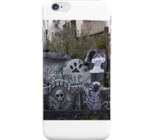 Halloween Garden 3 iPhone Case/Skin