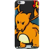 Chubby Charizard iPhone Case/Skin