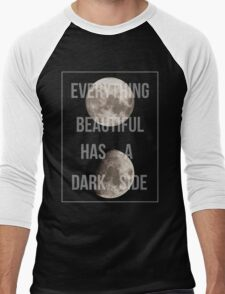 Everything beautiful Men's Baseball ¾ T-Shirt