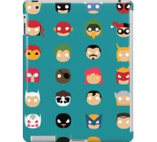 Super Alphabet! iPad Case/Skin