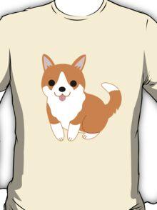 cute corgi pup T-Shirt