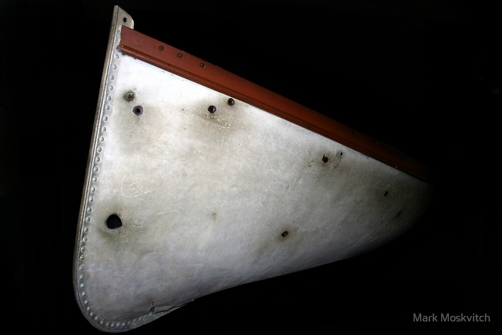 ANZAC Life Boat No.6 by Mark Moskvitch