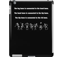 Bone song iPad Case/Skin