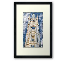 The Cathedral Building Framed Print
