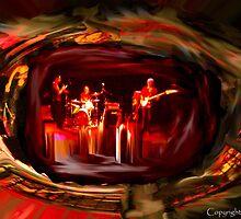 Musical Eye by Lynn  Gettman