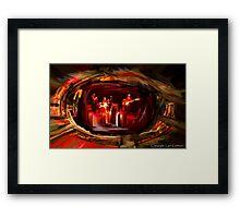 Musical Eye Framed Print