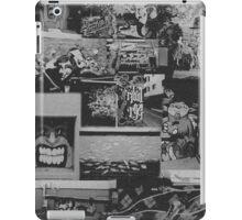 The Great Graffiti Collage iPad Case/Skin