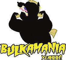 "Bulk Biceps ""Bulkamania"" by Dennis Daniel"