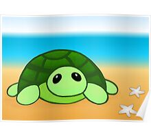 Kenny - The Baby Tortoise Poster