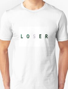 loser OG LONELY WHITE FLOWER Unisex T-Shirt