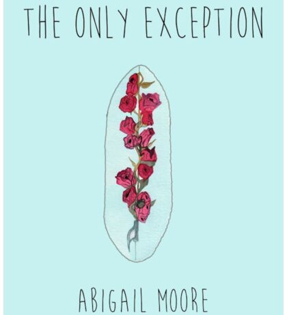 The Only Exception Cover Sticker