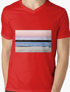 Layers In Color Mens V-Neck T-Shirt