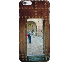 Alhambra Judas Gate iPhone Case/Skin