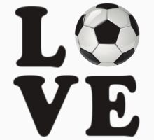 Love Football by coolfuntees