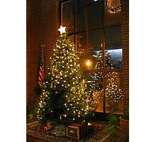 Christmas Tree  Photographic Print