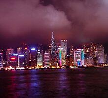 Hong Kong  by Aaron Barbara