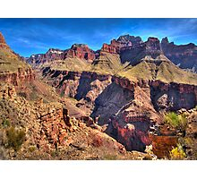 Above Bright Angel Canyon  Photographic Print