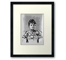 Mary Puttergill Framed Print